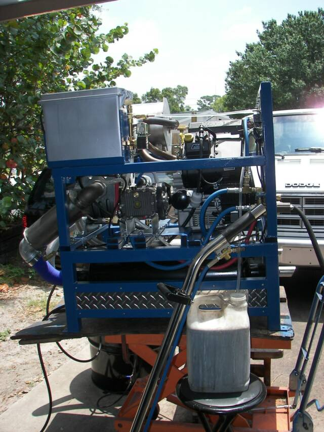 truck mount carpet cleaning machine reviews